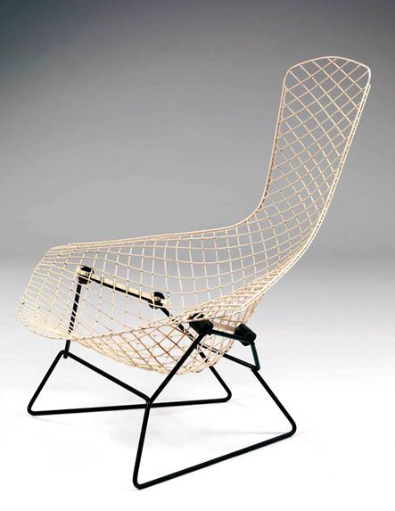 Structure fauteuil Bird