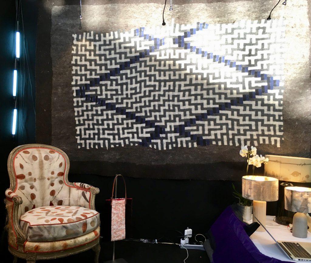 actualit morse felt studio. Black Bedroom Furniture Sets. Home Design Ideas